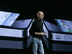 Annonce Iphone 4 par Steve Jobs au Keynote Apple : nouvel écran 3,5 pouces de 960 x 640 pixels, 32 G [...]
