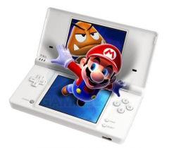 Nintendo annonce la Nintendo 3DS, console de jeu portable en 3D, apr�s les livres num�riques sur DS !