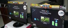 LG : nouveaux écrans IPS 6 series