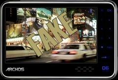 L'Archos 606 : Internet, TV et musique illimitée