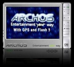 Le GPS pour l'Archos 5G ?