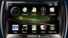 Archos 5 Android : les premières images !