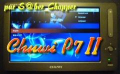 Chuwi P7II 1280P & DTS
