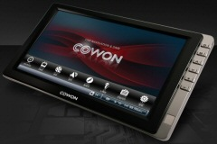 Cowon N3 GPS le grand fr�re du Cowon Q5W !