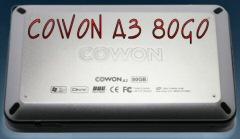 Cowon A3 80 Go un mythe ou une r�alit� ?