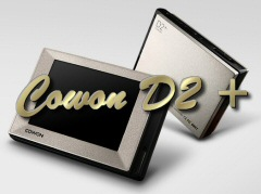 Cowon D2+ : Arriv�e imminente en France.