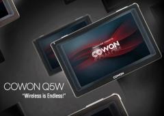 Le cowon Q5 est arrivé aux US !