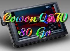 Un Cowon Q5W 80Go pour bient�t !