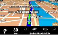 Le Cowon Q5W GPS Europ�en techniquement possible !