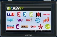 WizzGo un magn�toscope num�rique virtuel au service du Cowon Q5 !