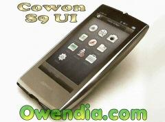 [Exclu Owendia] La première image de l'UI du Cowon S9