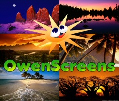 Des fonds d'écran Nature et Paysage au format 480x272
