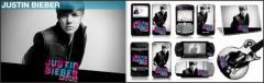 Justin Beiber et Taylor Swift décorent vos gadgets