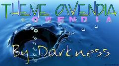 Owendia Theme 1.0 par Darkness pour PS3
