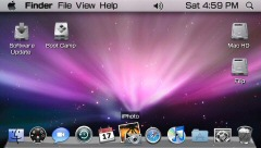 PSP : Mac OS X Leopard [v0.95 BETA]