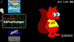 Red_Squirrel sort la version 3 du RSPsar Dumper