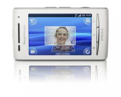 Le Sony Ericsson Xperia X8 sous Android 2.1