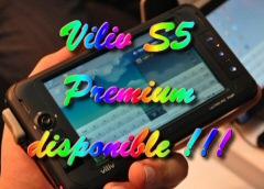 Viliv S5 MID Premium Wifi enfin disponible !!!