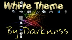 White Theme V1.0 par Darkness pour PS3