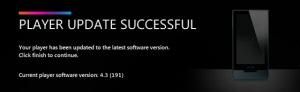 Zune HD Firmware 4.3 (en vid�o)