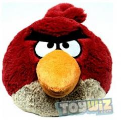 Des peluches pour Angry Birds