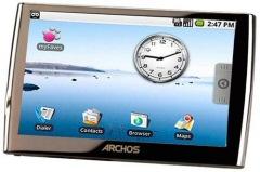 Tablette tactile Archos sous Google Android : la concurrence se renforce face � l�Ipad d�Apple mais  [...]
