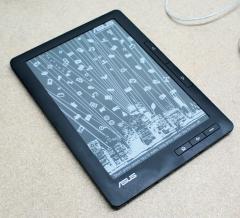 Le nouveau ASUS DR-900 e-reader en vid�o