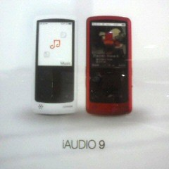 Re : Le nouveau Cowon iAudio 9 en photo !!!
