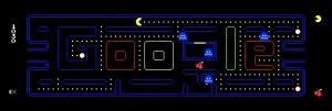 Pac-Man de Google aurait couté 120 millions de dollars aux entreprises US