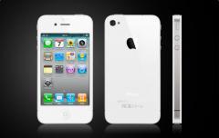 Acheter Iphone 4 blanc : sortie annonc�e vers la fin de l�ann�e 2010