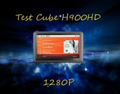 Test Cube H900HD Part I