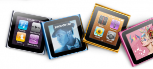 Test Ipod Nano Apple nouvelle version : le lecteur MP3 d�Apple plus petit avec �cran tactile