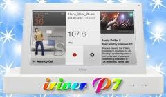 iriver P7 pr�sent� au CES 2009 !