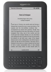 Kindle: commander les nouveaux mod�les de Kindle pr�sent�s par Amazon