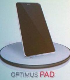 La firme LG lancera sa tablette tactile d�but de l'ann�e prochaine
