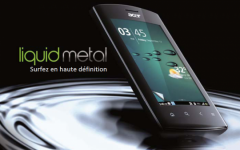 Acer pr�sente son Liquid Metal