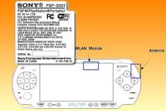 La PSP-3001 n'est pas une r�volution