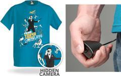 Un t-shirt pour les amateurs d'espionnage