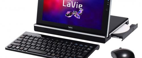 NEC: LaVie Touch LT550/FS, tablette 10.1 IPS sous Windows
