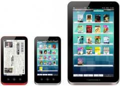 Un prix pour les tablettes Sharp Galapagos