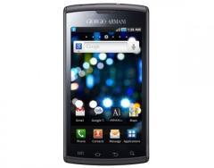 Giorgio Armani présente son Galaxy S