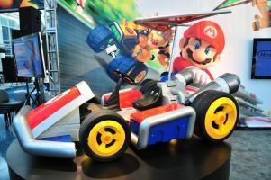 Kartings Mario Kart taille �norme