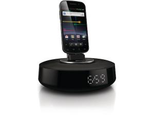 Trois docks Philips Fidelio pour Android !