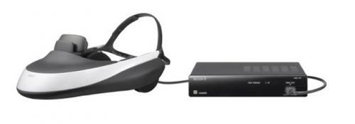 Les lunettes-casque 3D Sony sortiront au Pays du Soleil levant fin octobre
