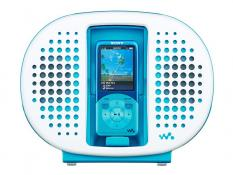 Dock waterproof pour baladeur MP3
