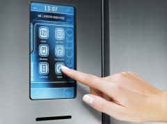 Electrolux Infinity I-Kitchen : un frigo avec Linux