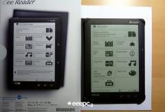 Une vid�o du Asus Eee Reader DR900
