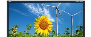 NEC Display Solutions présente un Moniteur fin et léger