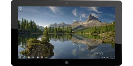 Tablette windows 8 de BUILD