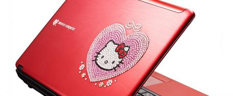 Luvbook s: notebook Hello Kitty